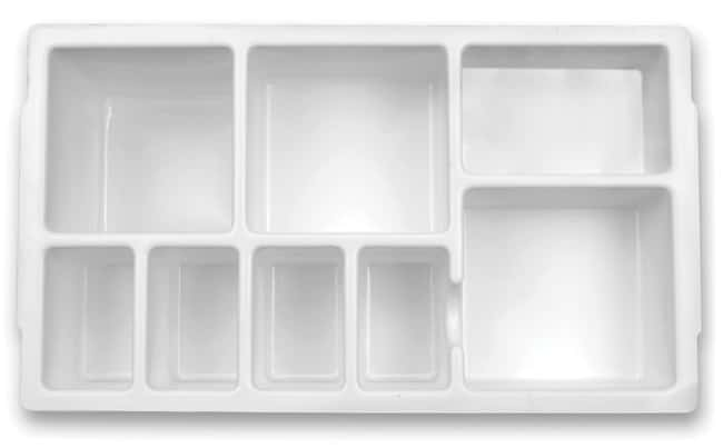 Fisherbrand Blood Collection Tray Insert Style A for 13mm Tube Rack:Healthcare
