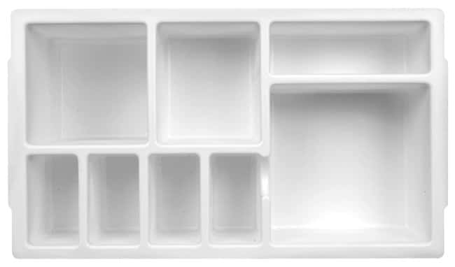 Fisherbrand Blood Collection Tray Insert Style B for 16mm Tube Rack:Healthcare