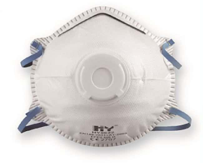 FFP2 Disposable Respirator Face Mask: Air Purifying Respirators Respiratory Protection
