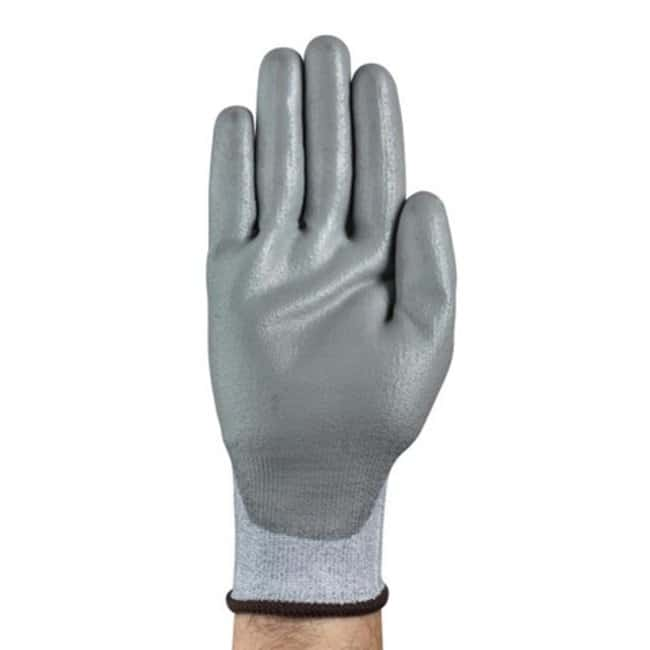 Ansell™ HyFlex™ Palm Dipped Medium Duty, 15 Gauge Gloves w/INTERCEPT™ Technology: Home