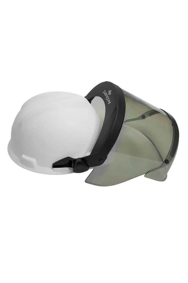 National Safety Apparel™12 Cal PureView™ Arc Flash Faceshield with Slotted Adapter
