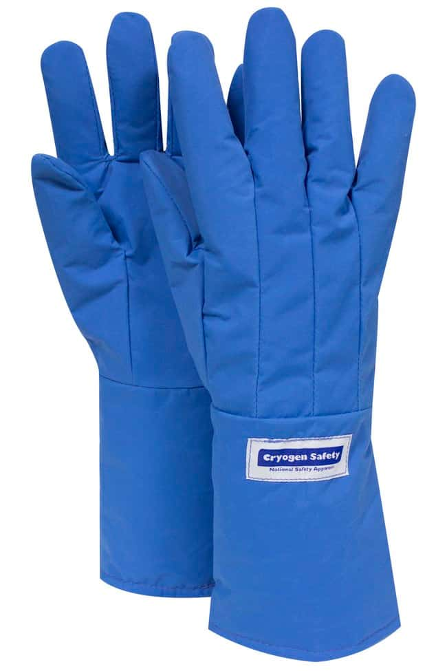 National Safety Apparel Water Resistant Mid-Arm Length Cryogenic Gloves