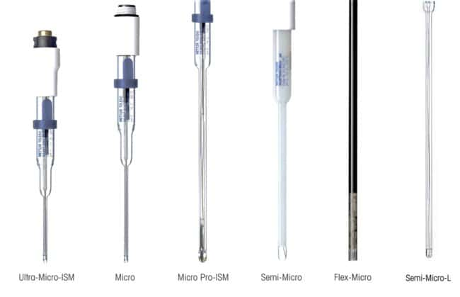 METTLER TOLEDO™Micro pH Electrodes: pH ORP Titration Electrodes