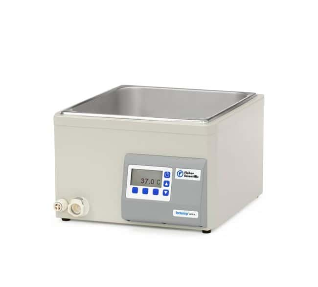 Fisherbrand™ Isotemp™ General Purpose Deluxe Water Baths: Baths Incubators, Hot Plates, Baths and Heating