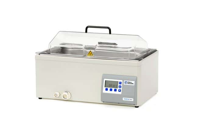 Fisherbrand™ Isotemp™ General Purpose Deluxe Water Baths 28L Deluxe General Purpose Water Bath Fisherbrand™ Isotemp™ General Purpose Deluxe Water Baths