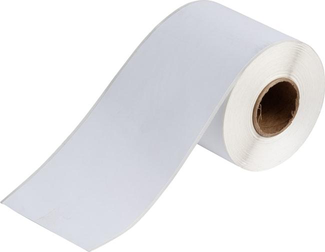 Brady™BradyJet™ Polyesteretiketten am Stück Größe: 100Fußx 4.0Zoll (L x B) Brady™BradyJet™ Polyesteretiketten am Stück