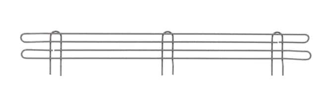 MetroSuper Erecta 4 in. High Stackable Ledge for Wire Shelving:Furniture:Shelving