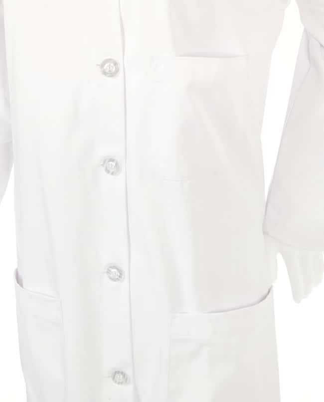Fisherbrand Women's Poly/Cotton Lab Coats Medium:Gloves, Glasses and Safety