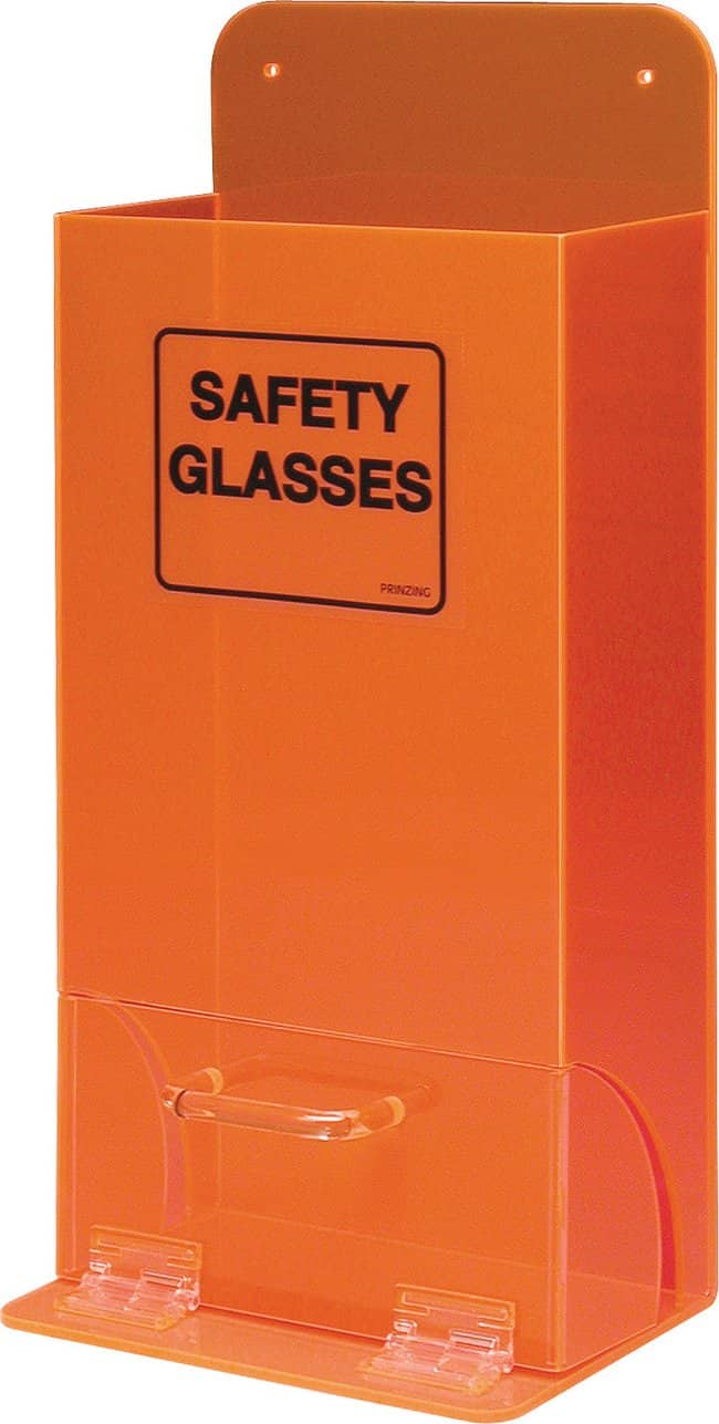 BradyDeluxe Visitor Spec Dispenser:Personal Protective Equipment:Eye Protection