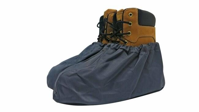 BlueMed MAKRO Reusable Shoe Covers XL