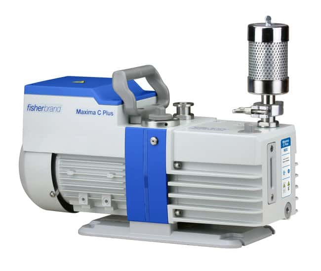 Fisherbrand Maxima Rotary Vane Vacuum Pumps - 115 V, 60 Hz Flow Rate: 1.8