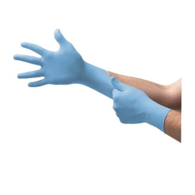 Microflex Nitrile Exam Gloves (4 mil) Large:Gloves, Glasses and Safety