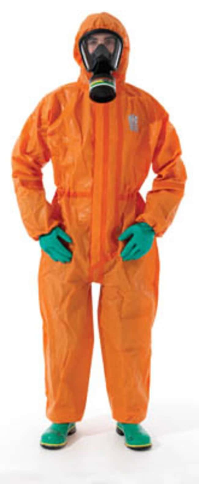 Ansell Edmont™ Micrograd™ MICROCHEM™ 5000 Coveralls with Hood 2XL Ansell Edmont™ Micrograd™ MICROCHEM™ 5000 Coveralls with Hood