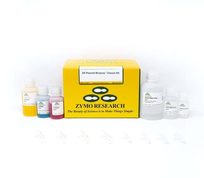 Zymo Research Corporation Zymopure Plasmid Miniprep Kit: Zymo Research Corporation ZR Plasmid Miniprep Classic, 400