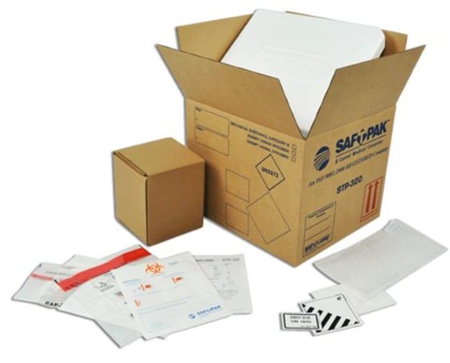 Saf T Pak Inc Stp 804 Un1845 Dry Ice Marking 2 X 3in 120