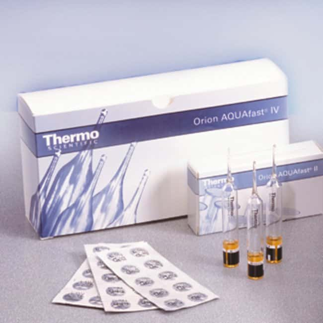 Thermo Scientific™ Orion™ AQUAfast™ IV Chemistry Reagents