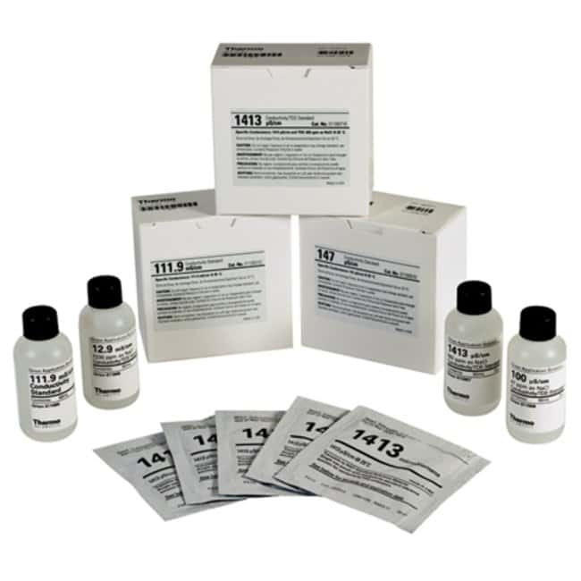 Thermo Scientific™Orion™ Conductivity Standards, Solutions and Accessories: Standards Chemicals