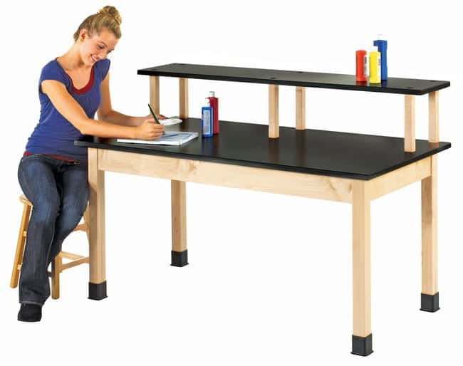 Diversified Woodcrafts Fixed Height Riser Table  :Teaching Supplies:Classroom