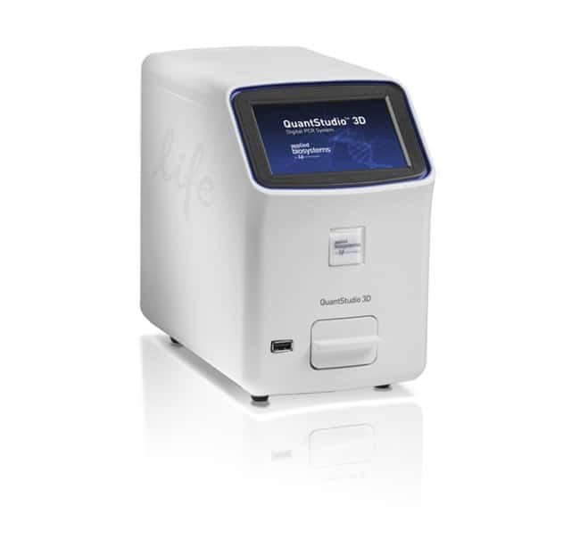 Applied Biosystems QuantStudio 3D Digital PCR Instrument   with Power Cord:Life