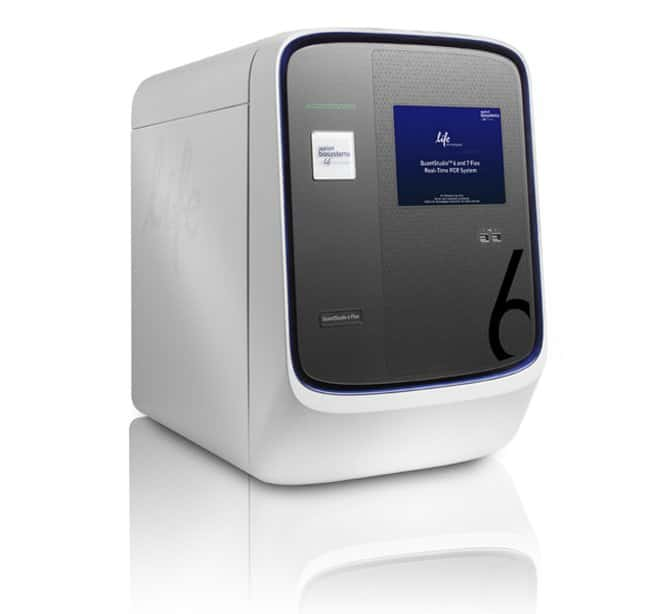 Applied Biosystems QuantStudio 6 Flex Real-Time PCR System, 96-well   Desktop