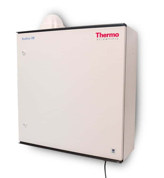 Thermo Scientific RadHalo FM Fixed Spectroscopic Area Monitors  RadHalo