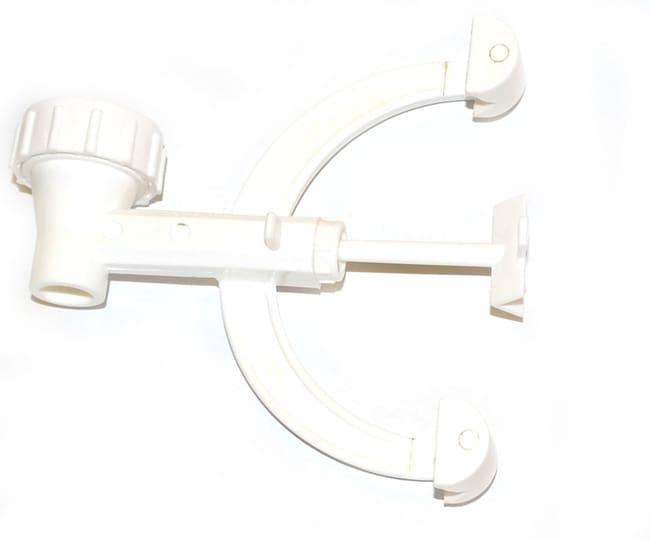 EiscoPolypropylene Burette Clamp Length: 14 cm:Burettes