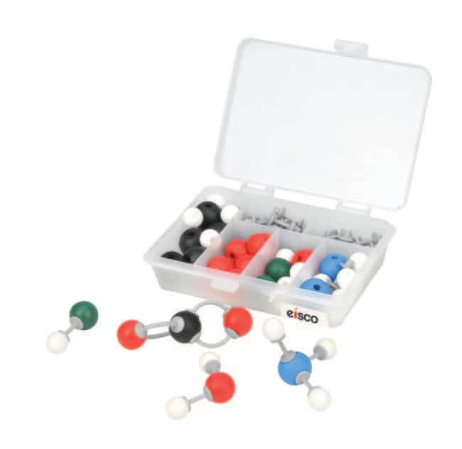 Eisco™Basic Organic Chemistry Molecular Model Set, 54 Pieces
