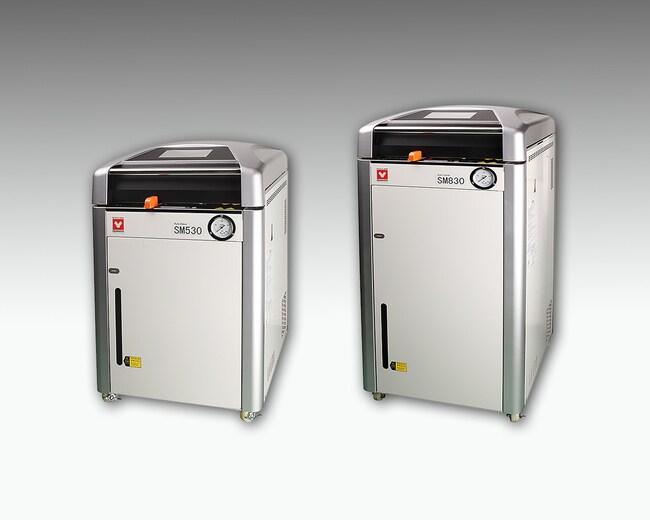 Yamato Large Capacity Laboratory Use Sterilizer With Dryer Model: SM830;