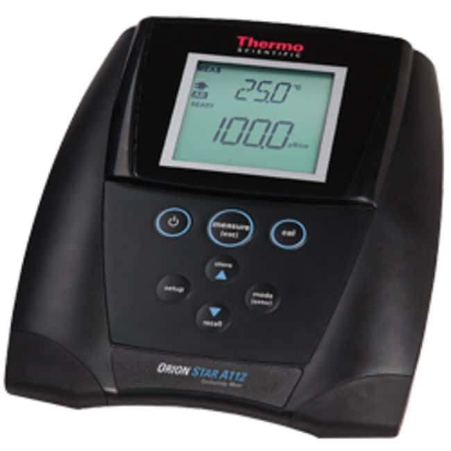 Thermo Scientific Orion Star A112 Benchtop Conductivity Meter:Thermometers,