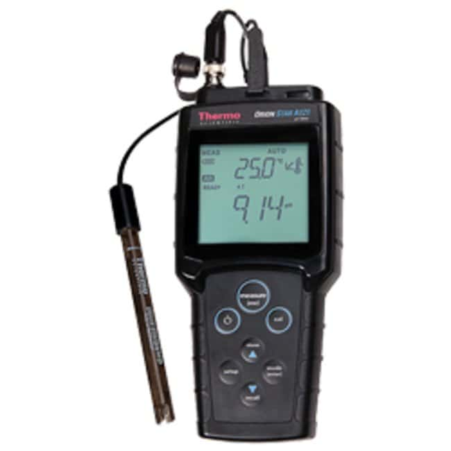 Thermo Scientific™Orion Star™ A121 Portable pH Meter: pH Meters Electrochemistry