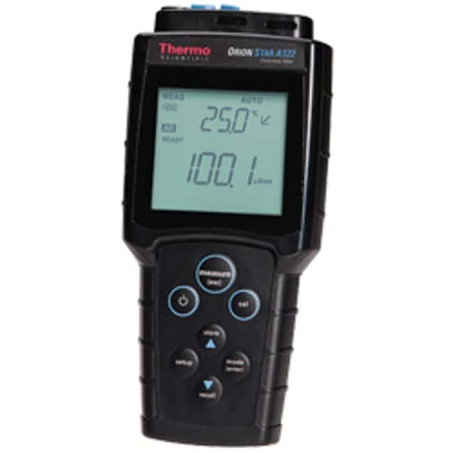 Thermo Scientific™ Orion Star™ A122 Conductivity Portable Meter: Electrochemistry pH and Electrochemistry
