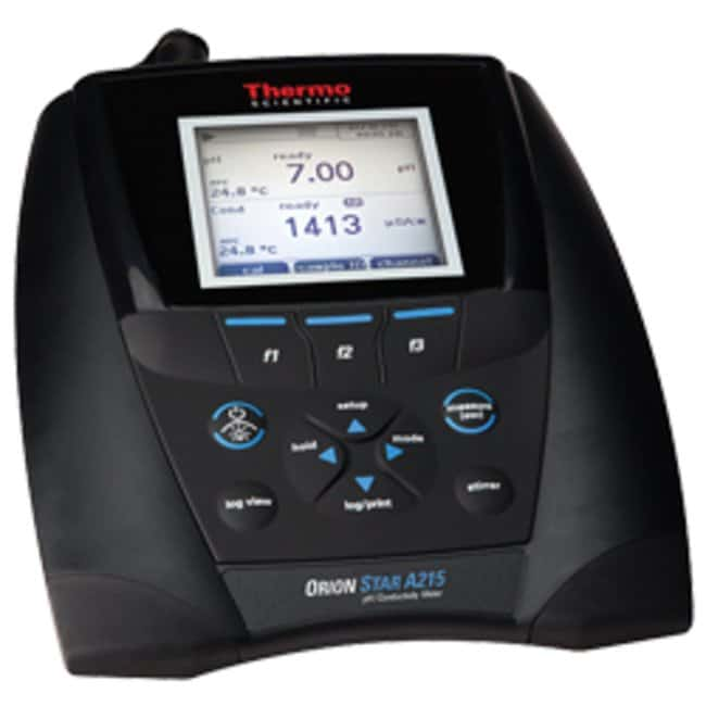 Thermo Scientific™Orion™ Star A215 pH/conductivity Benchtop Multiparameter Meter Kit PROMO