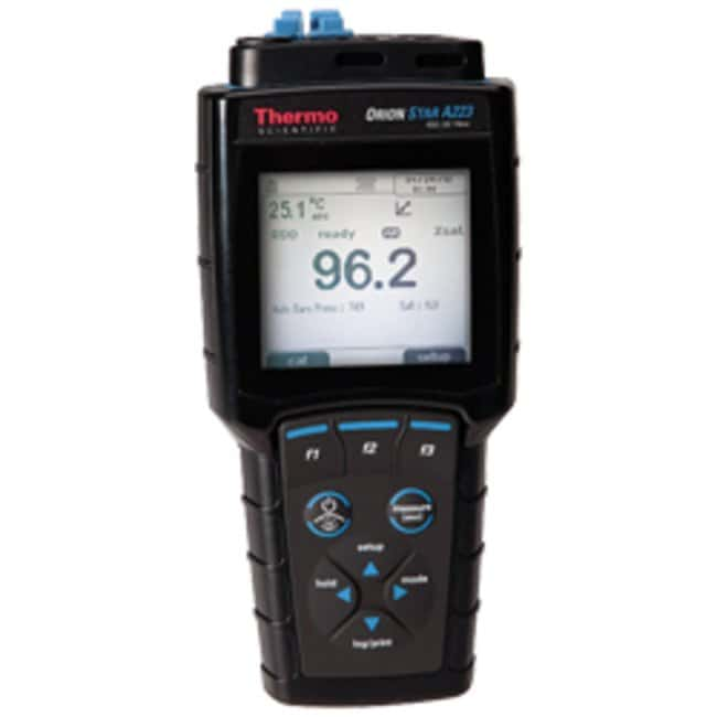 Thermo Scientific™ Orion Star™ A223 Dissolved Oxygen Portable Meter: Elettrochimica pH ed elettrochimica