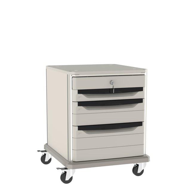 MetroStarsys 28 in. Tall Undercounter Storage Cart:Furniture:Laboratory