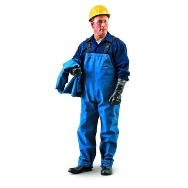 AnsellSawyer-Tower 66-672 Series Bib Overalls:Personal Protective Equipment:Safety