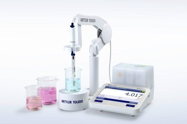 METTLER TOLEDO™SevenExcellence™ S400 pH Benchtop Meter