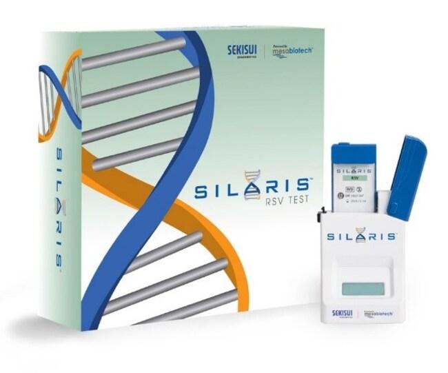 Sekisui Diagnostics Silaris RSV Test Kit Quantity: 25/Pk:Diagnostic Tests