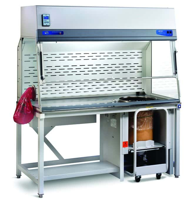 LabconcoXPert Bulk Powder Filtered Stations Width: 6 in.; Access opening