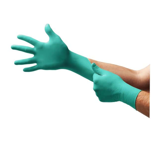 Ansell TouchNTuff 92-600 Nitrile Gloves:Gloves, Glasses and Safety:Gloves