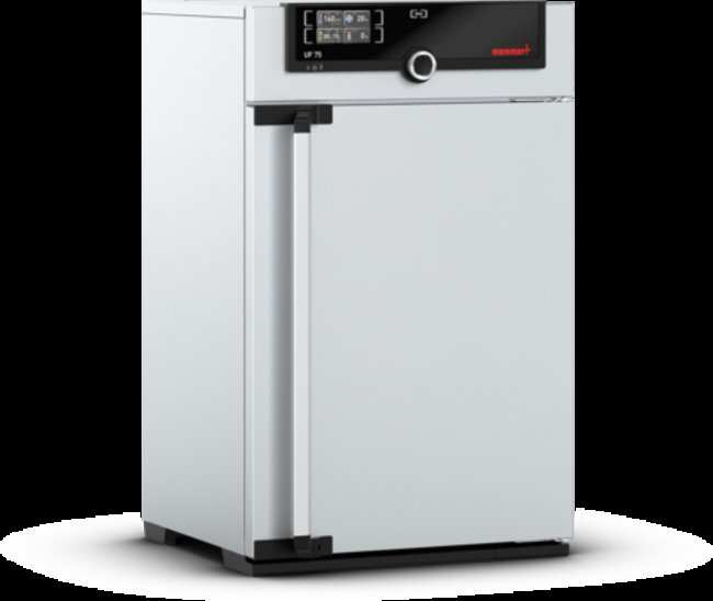 Memmert™Forced-air Convection Oven with SingleDISPLAY Capacity: 74L; No. of Grids: 6 Memmert™Forced-air Convection Oven with SingleDISPLAY