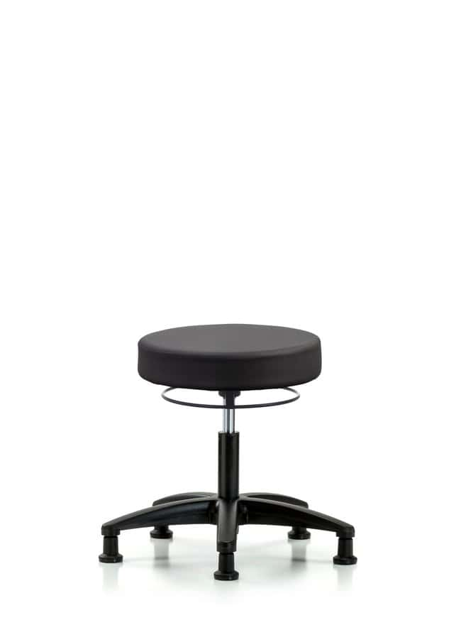 FisherbrandVinyl Stool without Back - Desk Height with Casters in Grade