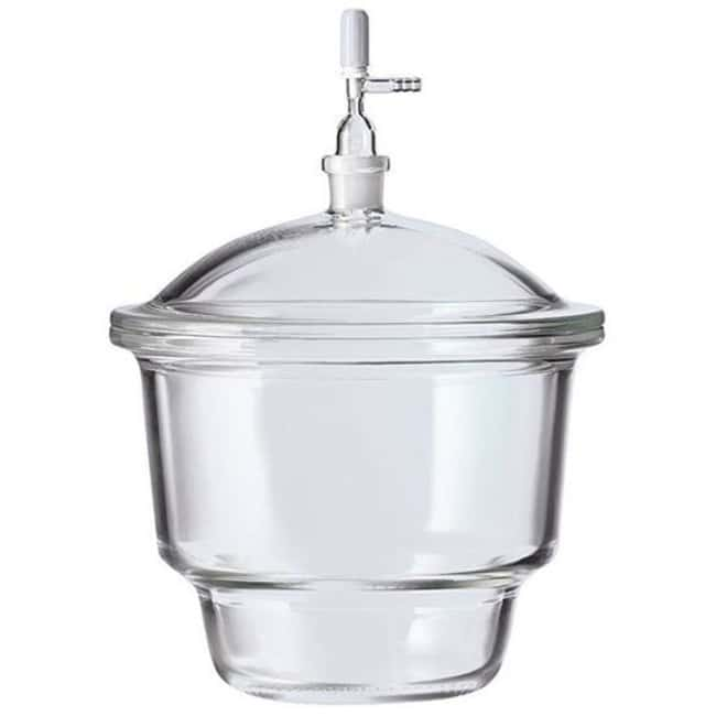 Chemglass Life SciencesDesiccator, 150mm I.D., 2.4L, Small Top with 24/29