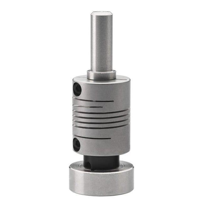 Chemglass Life Sciences Compact Tru-Stir Shaft Coupling fits 19mm Shaft