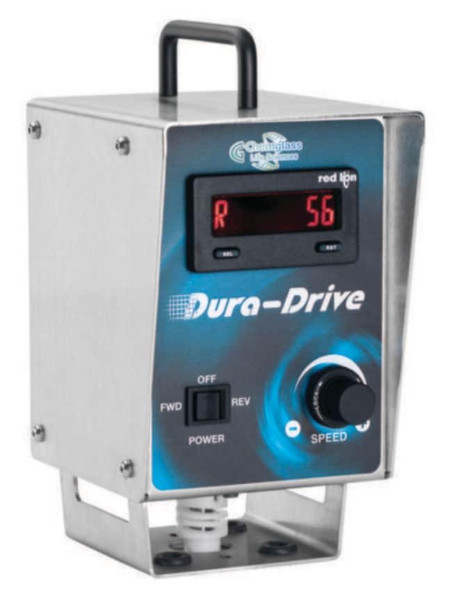 Chemglass Life Sciences Dura-Drive Overhead Motor, 120V  DURA DRIVE OVERHEAD
