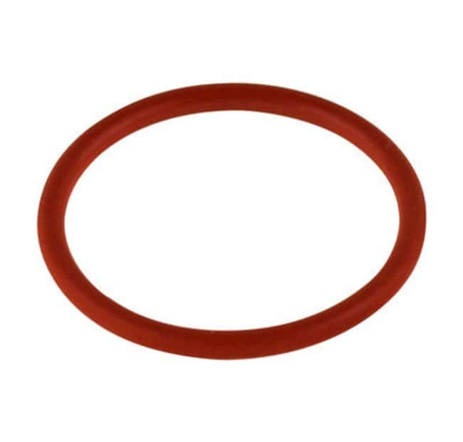 Chemglass Life Sciences Silicone O-Ring for 9mm Compression Fitting, FDA