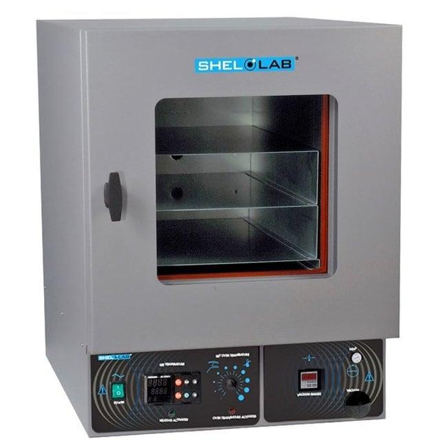 Chemglass Life Sciences 1.7 Cu. Ft. Oven, Vacuum, 230V  OVEN VACUUM 1.7CF