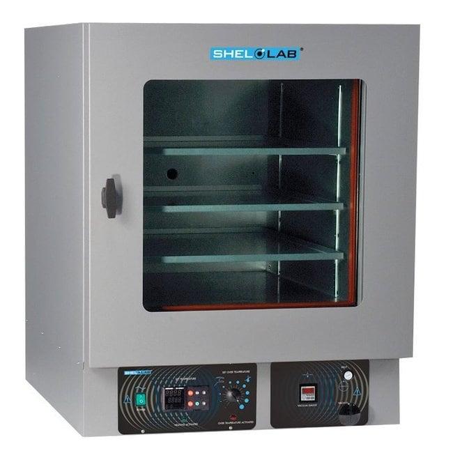 Chemglass Life Sciences 4.5 Cu. Ft. Oven, Vacuum, 230V  OVEN VACUUM 4.5CF