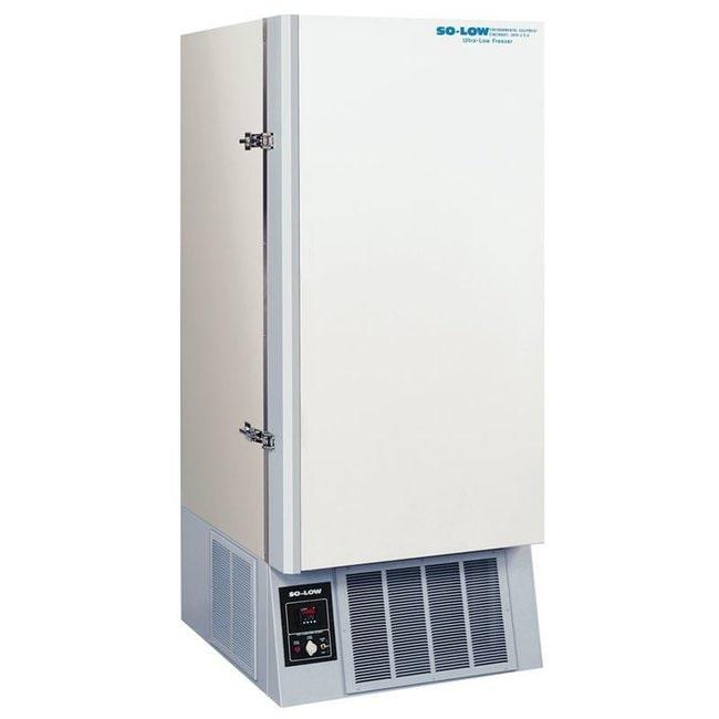 Chemglass Life Sciences Freezer, 25 Cu Ft, Upright, Digital Control, -40