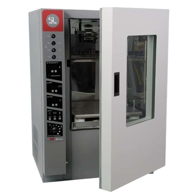 Chemglass Life Sciences Incubator, Refrigerated, Shaking, Orbital, 120V