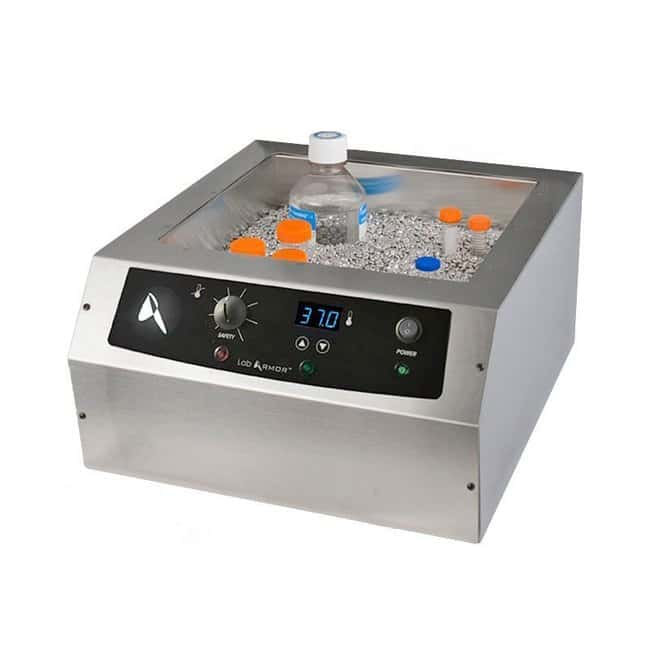 Chemglass Life Sciences 6L Bead Bath, 120V, Supplied with 4L of Bath Beads